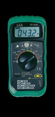 CEM Multifunction Environment Meters