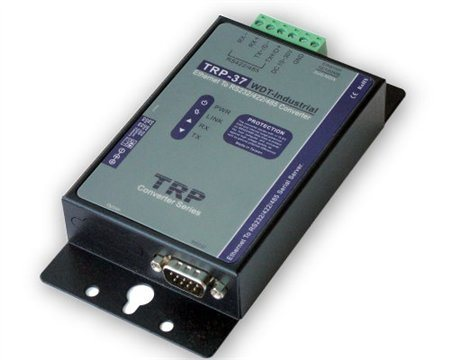 Trycom Ethernet to RS-232/422/485 Converter