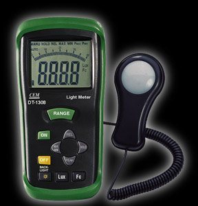 CEM Light Meters