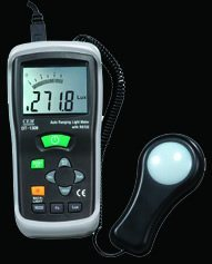 CEM Light Meter with RS-232 interface