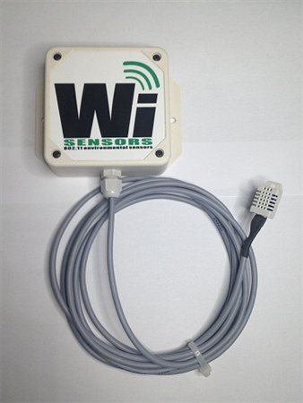 Synchro Comp Wi-Fi Environmental Sensors for Temperature Extern
