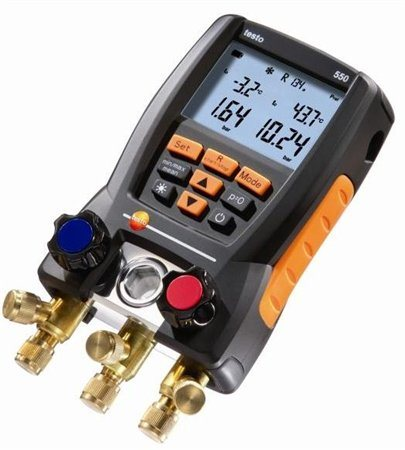 Testo Manifold digital