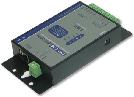 Trycom Ethernet converter RS 232 RS 422 RS 485 Isolated