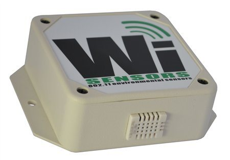 Synchro Comp Wi-Fi Environmental Sensors 1 x T+ RH Internal