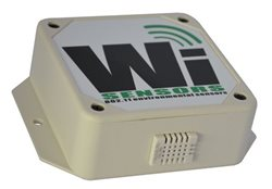 Wi-Sensors with T+RH
