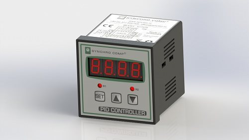 SYNCHRO SRL Temperature controller with 2 x SSR with 4-20 analog output