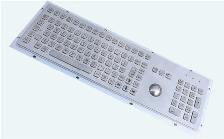 Altii Metal keyboard with Numeric keypad