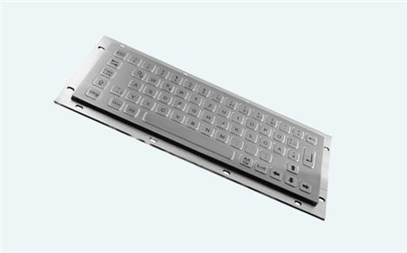 Altii Metal keyboard(flat key)